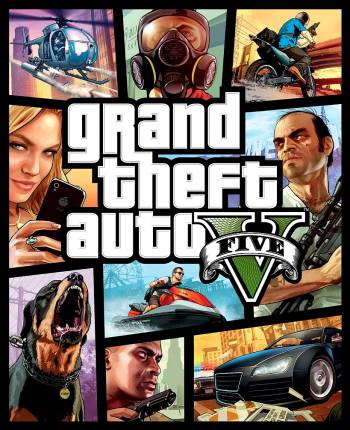 Grand Theft Auto V / GTA V  [v1.0.877.1, Online v1.36][FitGirl Ultra Repack 2.1x] [PC][2015][PL]